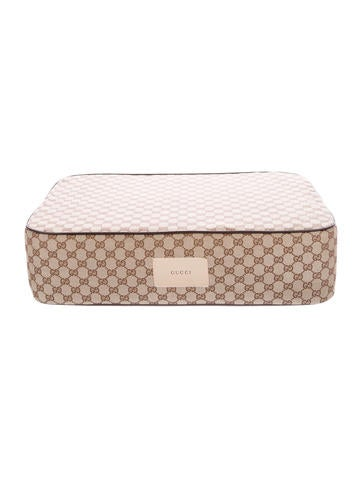 Gucci GG Canvas Dog Bed - Decor And Accessories ...