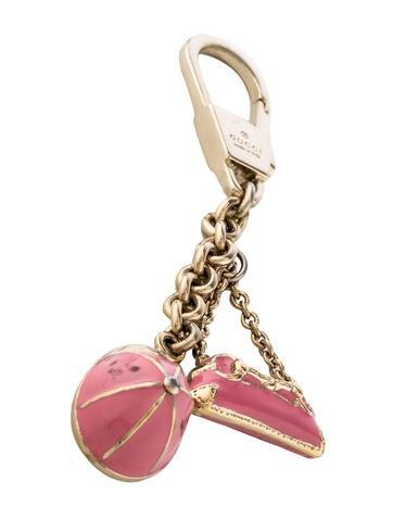 Charm Keychain