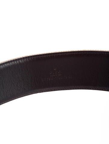 Bamboo GG Belt