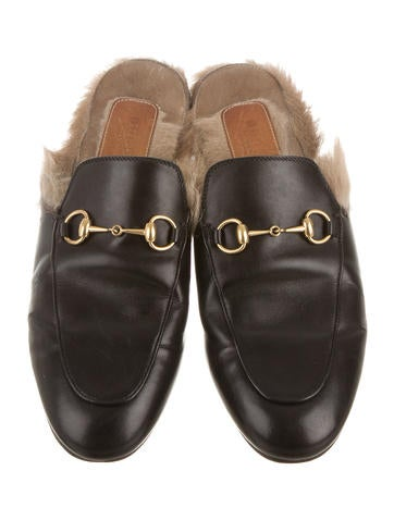Princetown Mule Loafers