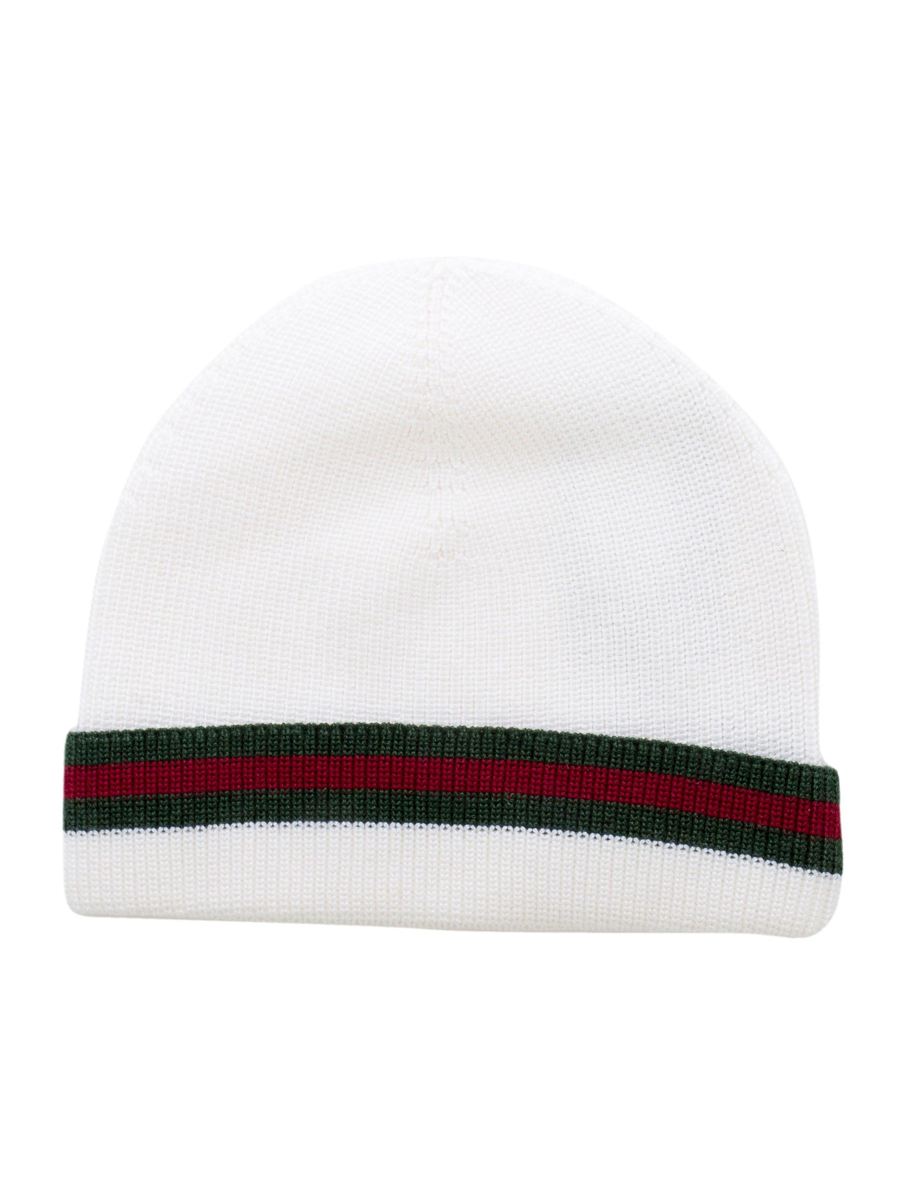 80f9eb02227a Gucci Crook Wool Hat w  Tags - Accessories - GUC109383