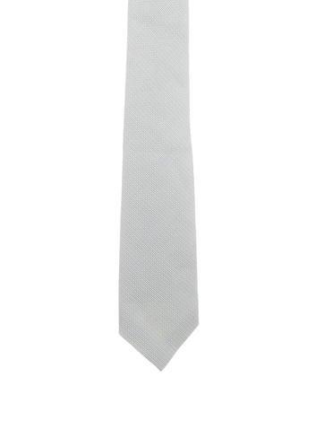 Gucci Linen & Silk-Blend Tie None