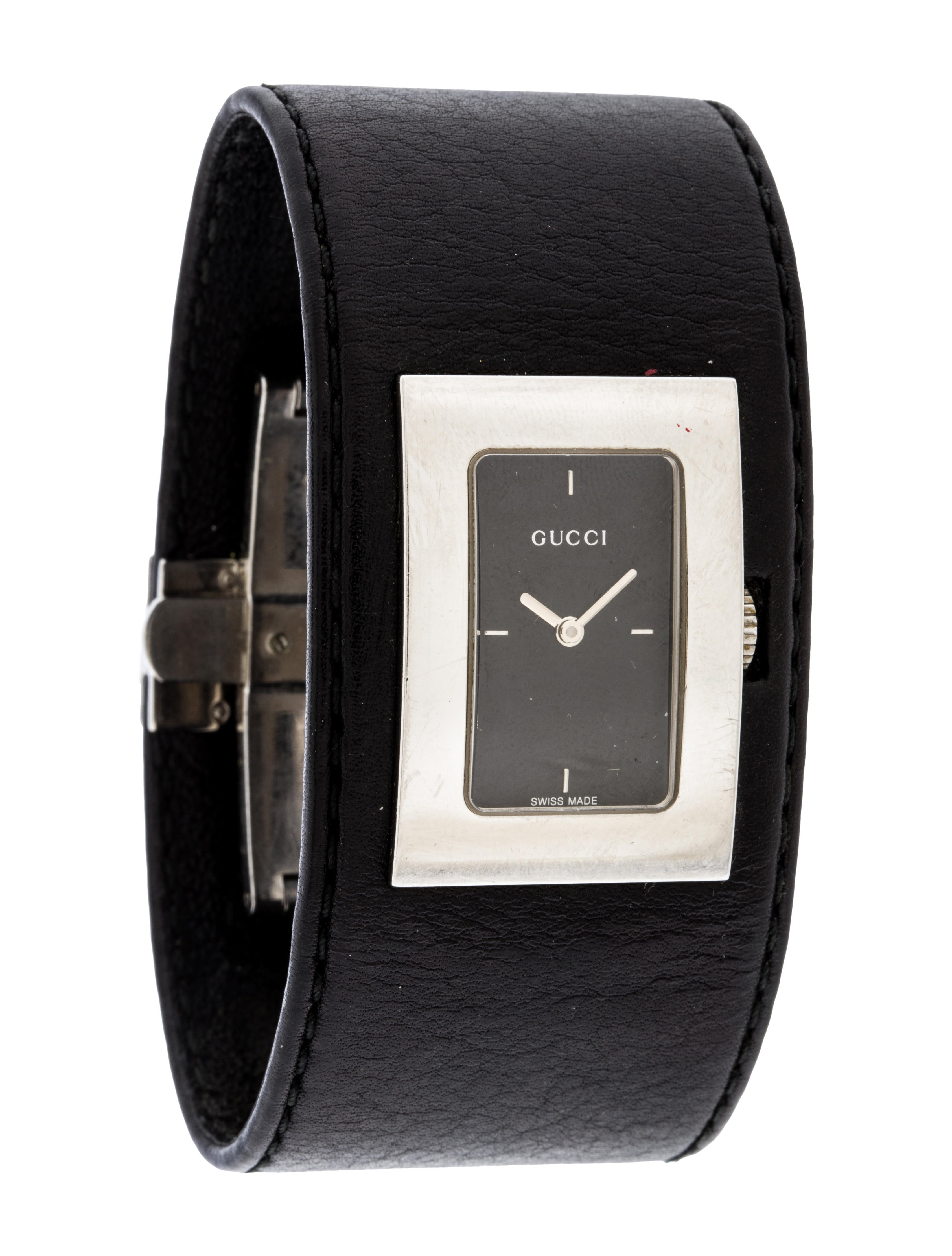 d636662e9b2 Gucci 7800L Watch - Strap - GUC110253