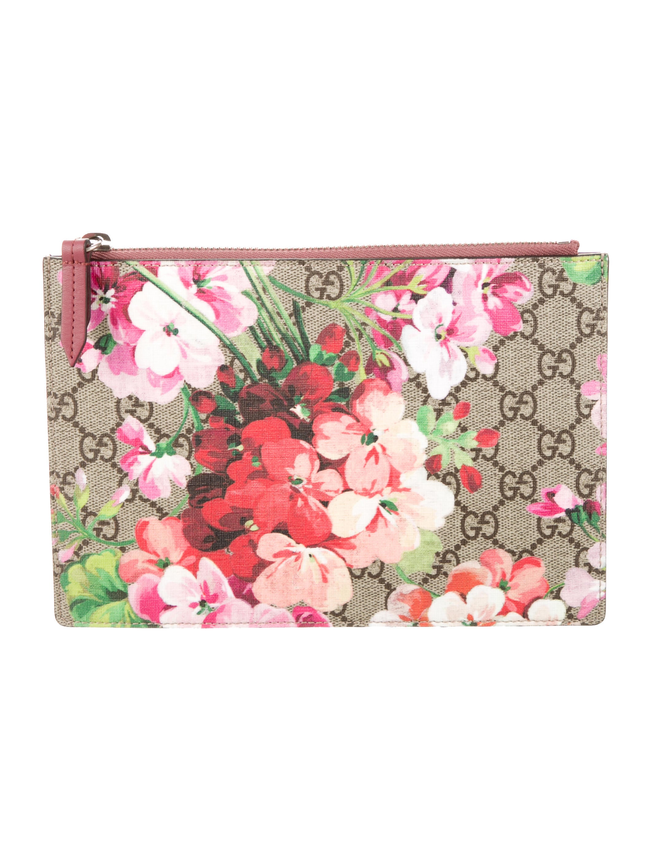 d696b65876f Gucci GG Blooms Pouch - Accessories - GUC110548