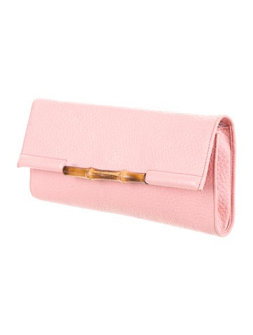 Bamboo Bar Clutch