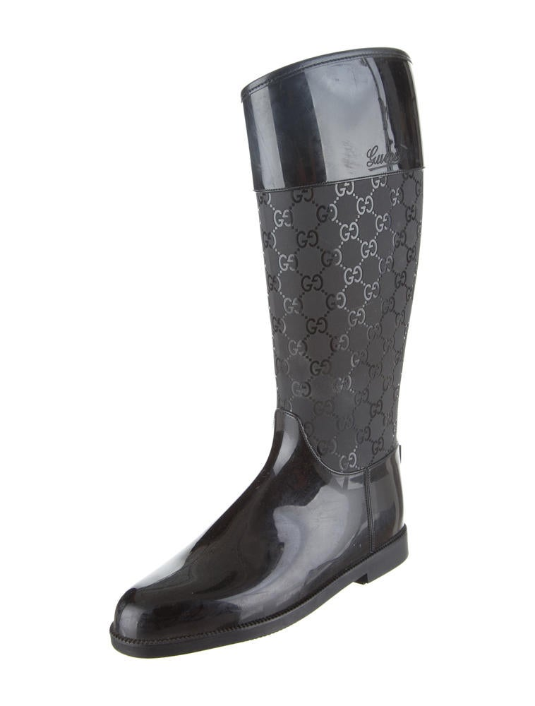 gucci rain boots. rain boots gucci