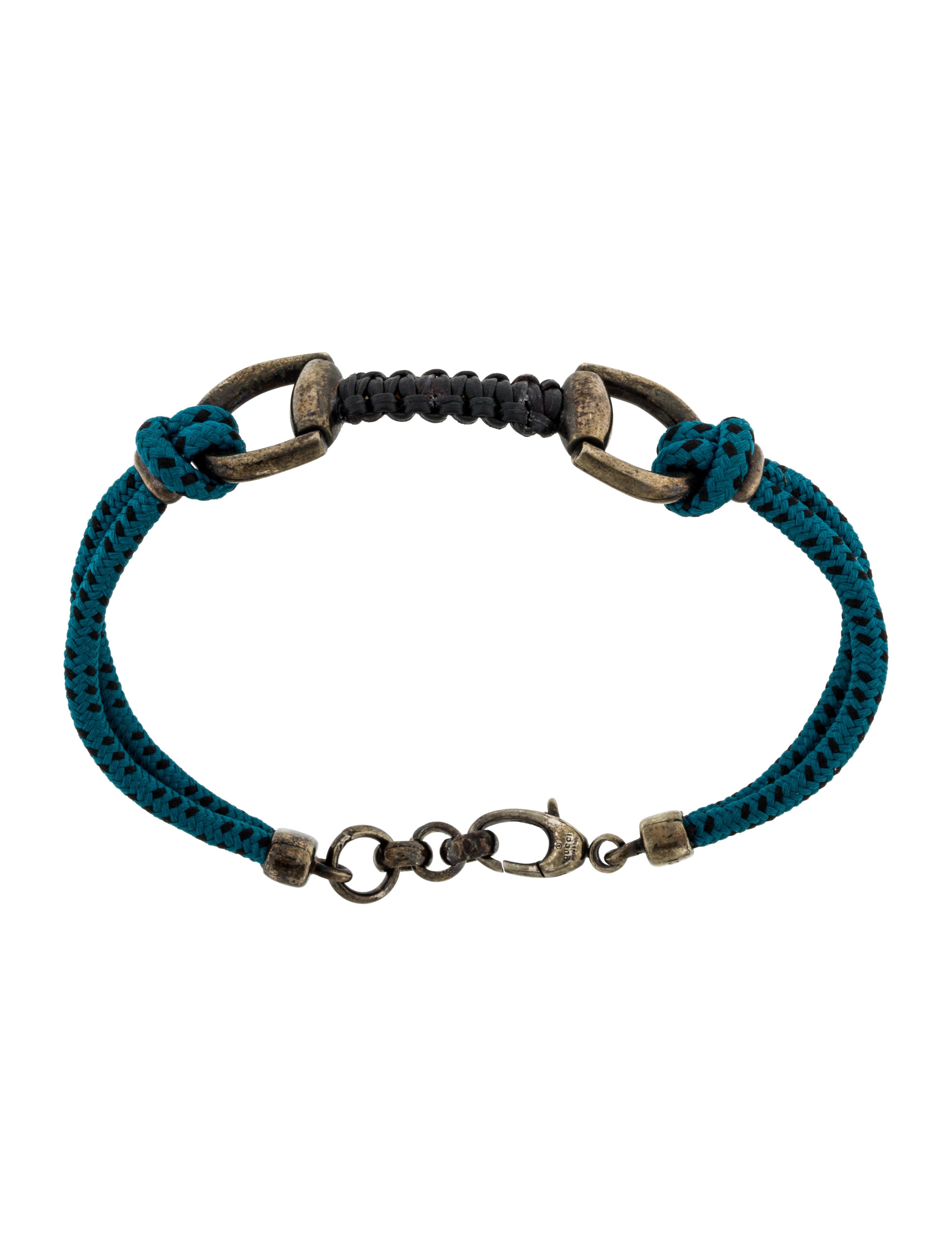gucci horsebit cord bracelet bracelets guc111380 the