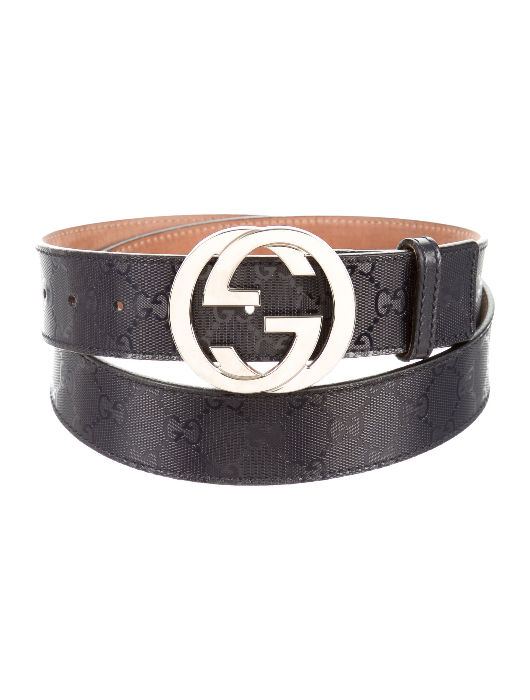 b6e040b2a6a Gucci GG Imprime Belt - Accessories - GUC112695