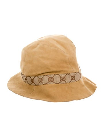 Suede Bucket Hat