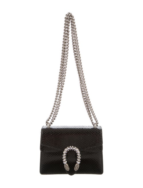 d16c14b3ed958f Gucci 2016 Dionysus Python Mini Bag - Handbags - GUC113774 | The ...