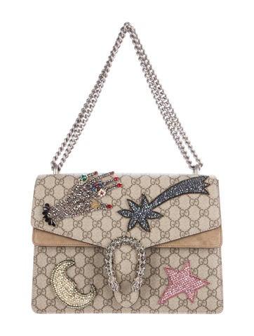 2016 GG Supreme Shooting Star Dionysus Bag