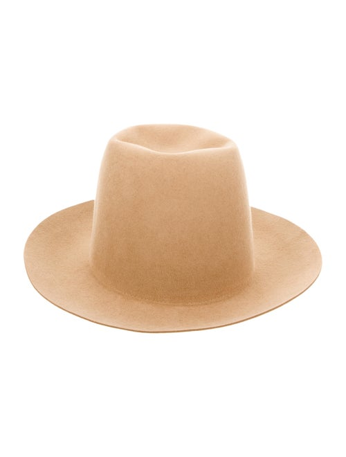 61d83cfb Gucci Lapin Felt Hat - Accessories - GUC118876   The RealReal