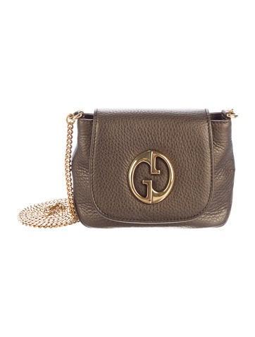 Gucci 1973 Small Crossbody Bag