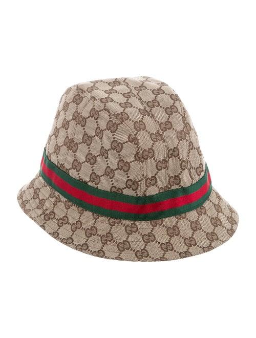 16529fda34ba9b Gucci GG Canvas Bucket Hat - Accessories - GUC120948   The RealReal