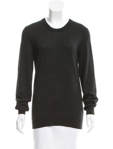Gucci Wool Crew Neck Sweater None