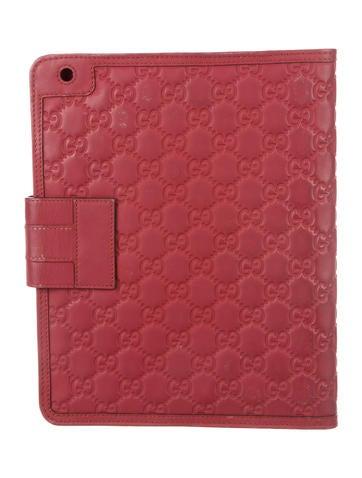Guccissima iPad Case