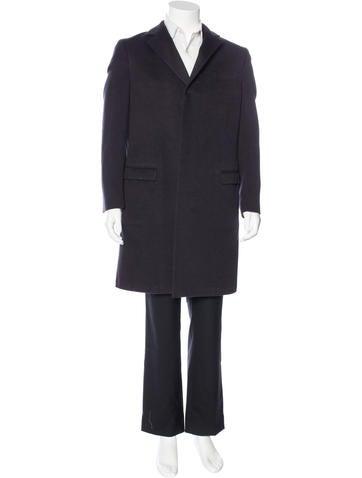 Gucci Cashmere Car Coat None