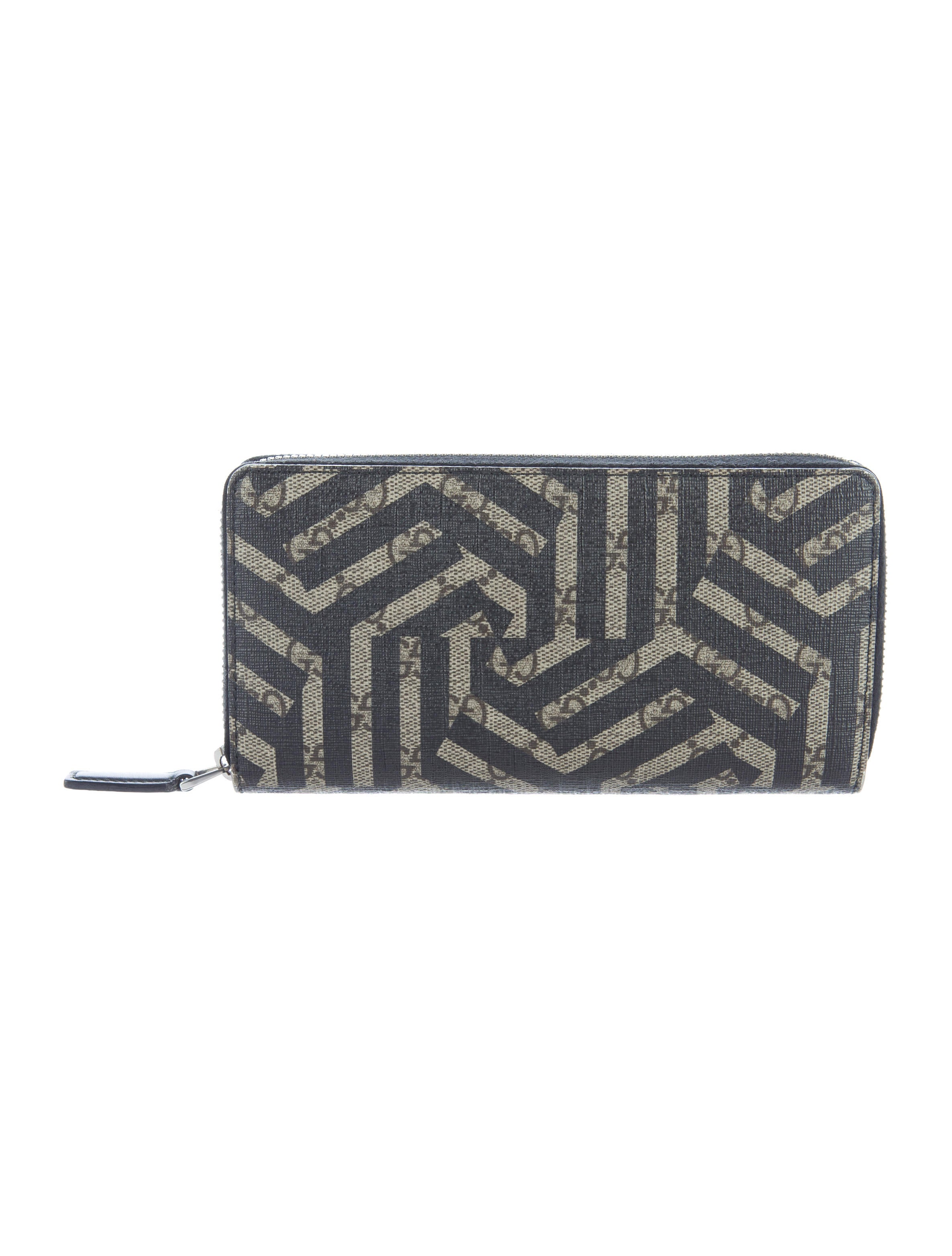 5af86b4bfd3 Gucci GG Caleido Zip Around Wallet - Accessories - GUC123745