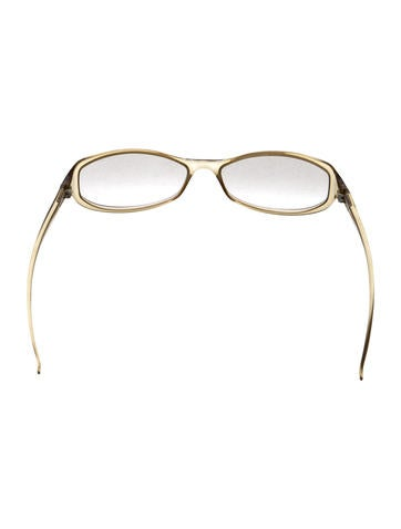 gucci oval logo eyeglasses accessories guc123916 the