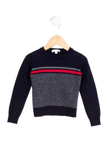 Gucci Boys' Wool Knit Sweater None
