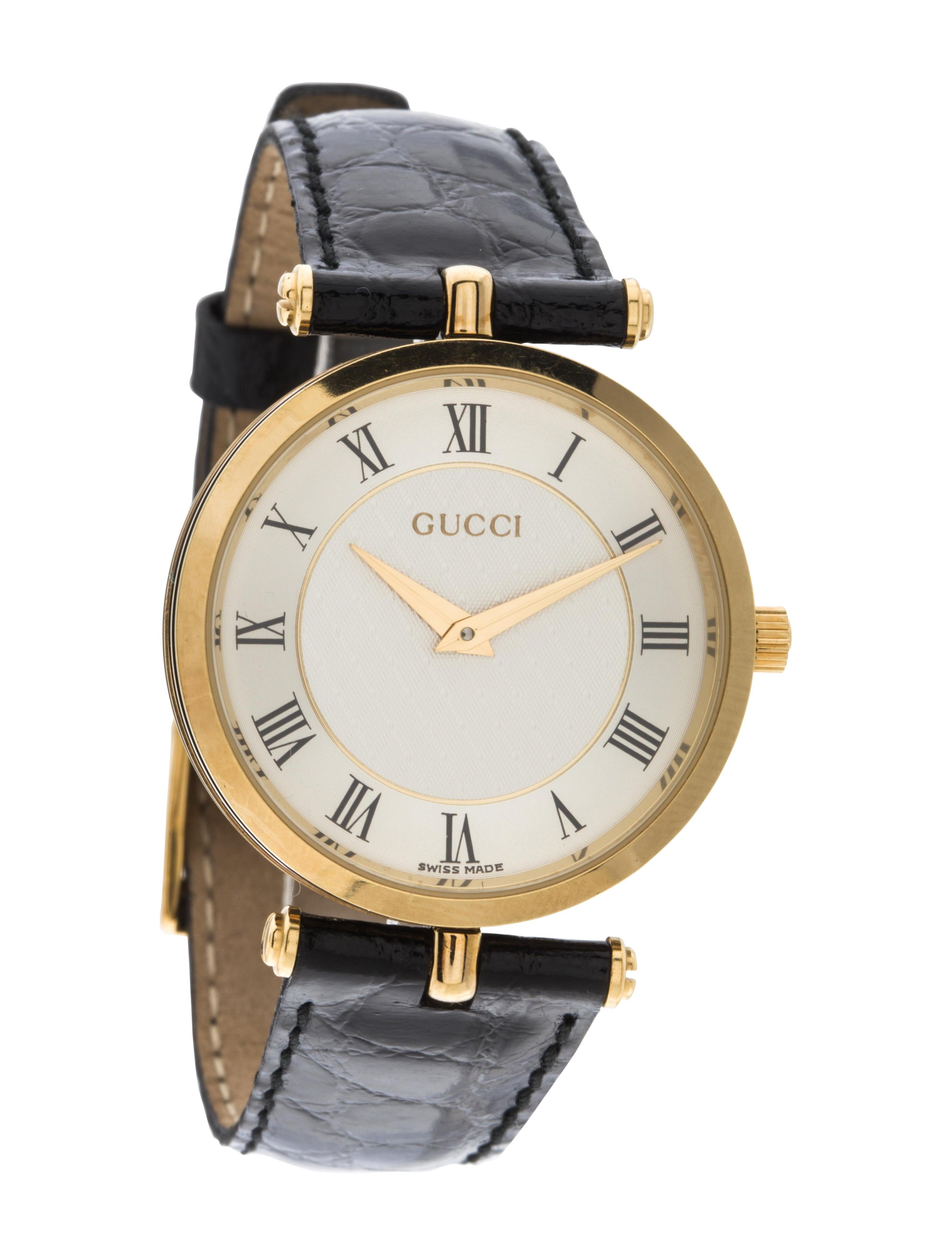 046fcef7789 Gucci 2000m Watch - Strap - GUC124868