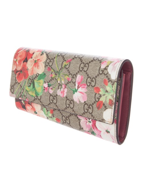 bb9bf184e6ccc4 Gucci GG Blooms Continental Wallet - Accessories - GUC124981 | The ...