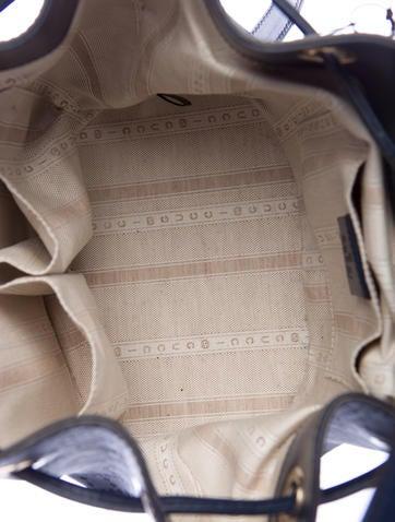 Diamante Bright Bucket Bag