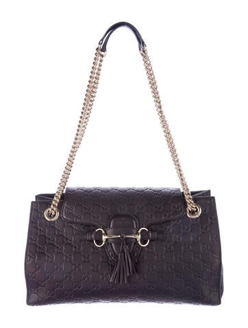 Gucci Emily Chain Shoulder Bag