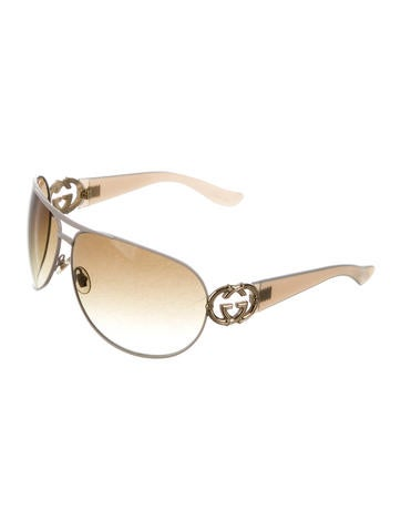 GG Bamboo Sunglasses