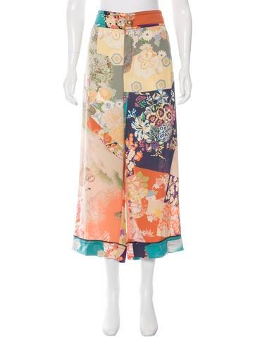 2015 Floral Culottes