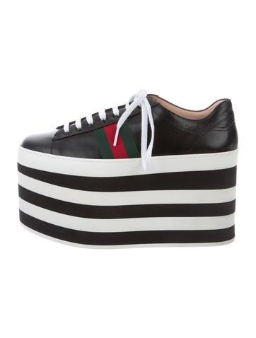 2017 Peggy Platform Sneakers