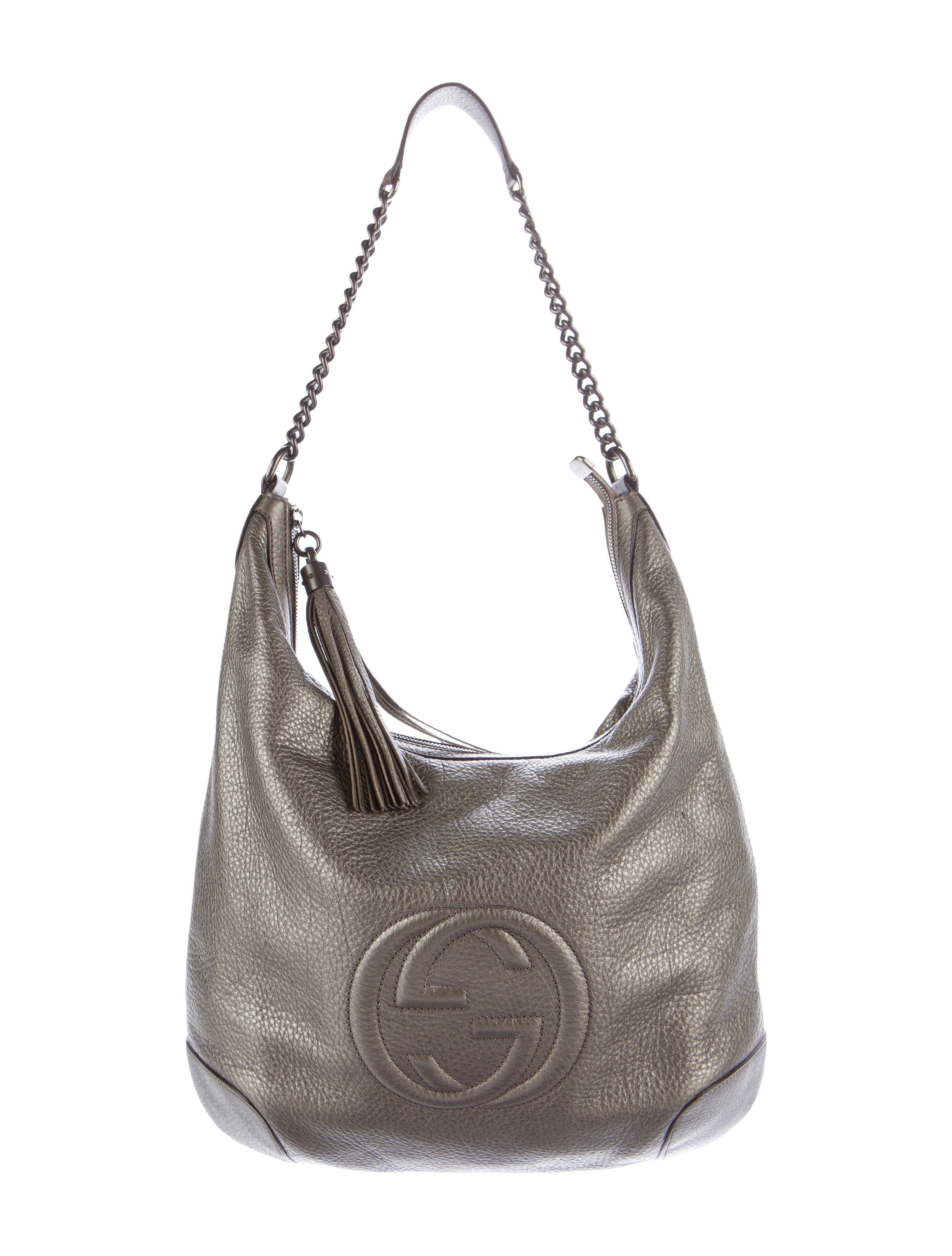 462c2d5d09ab Gucci Soho Chain Hobo Bags | Stanford Center for Opportunity Policy ...