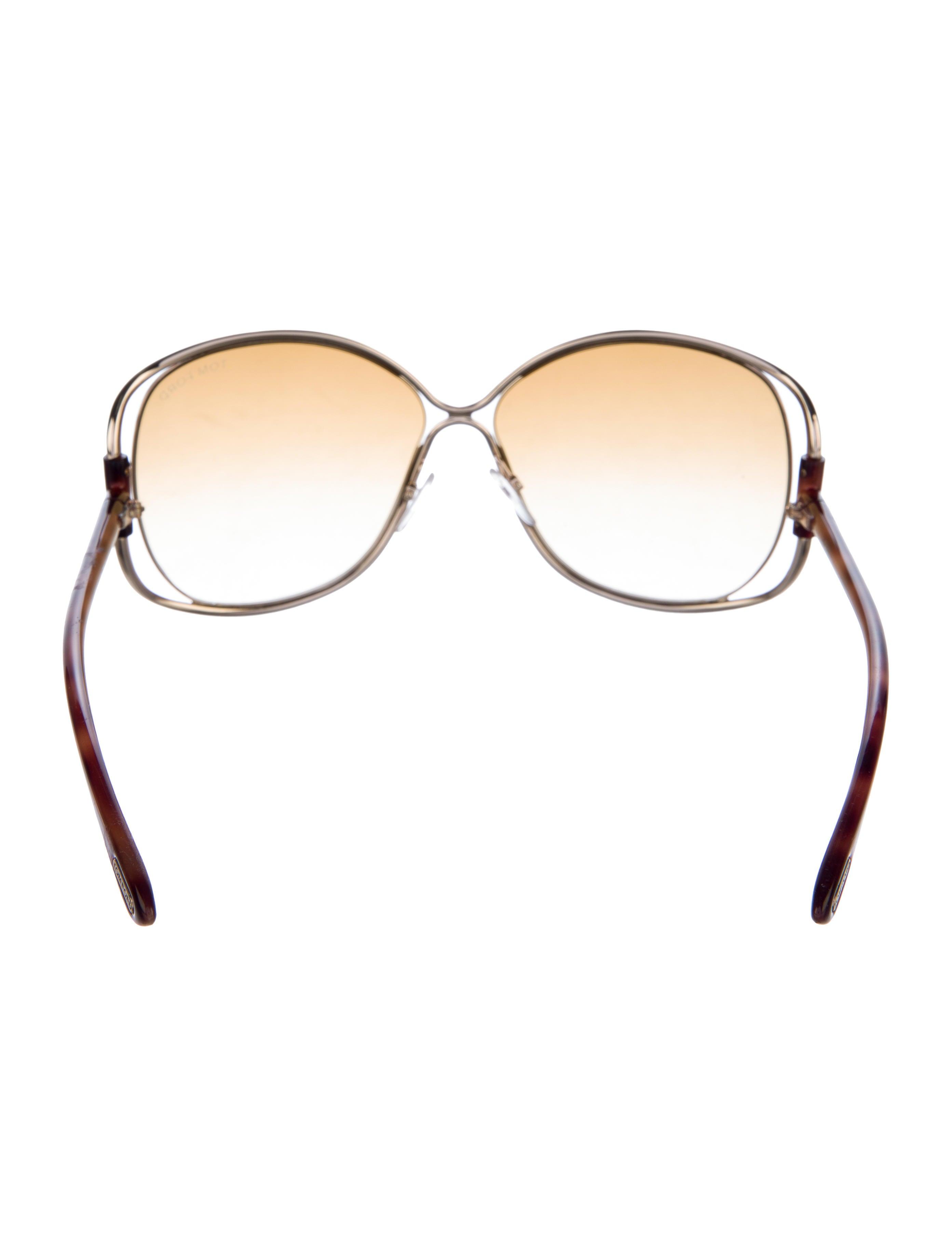 gucci emmeline oversize sunglasses accessories