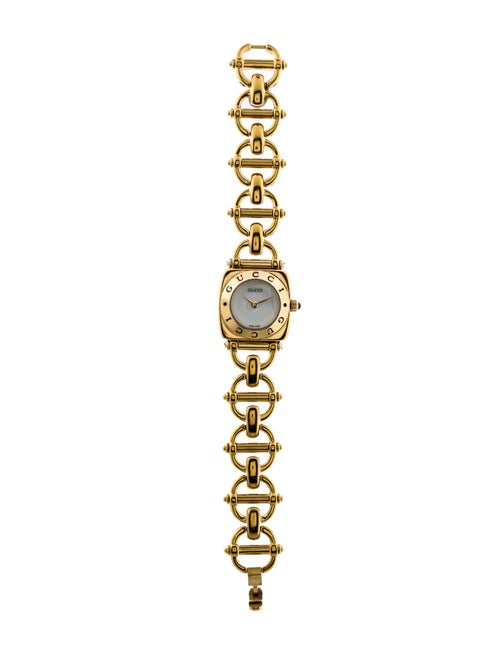 553e6d06347 Gucci 6400L Watch - Bracelet - GUC132184