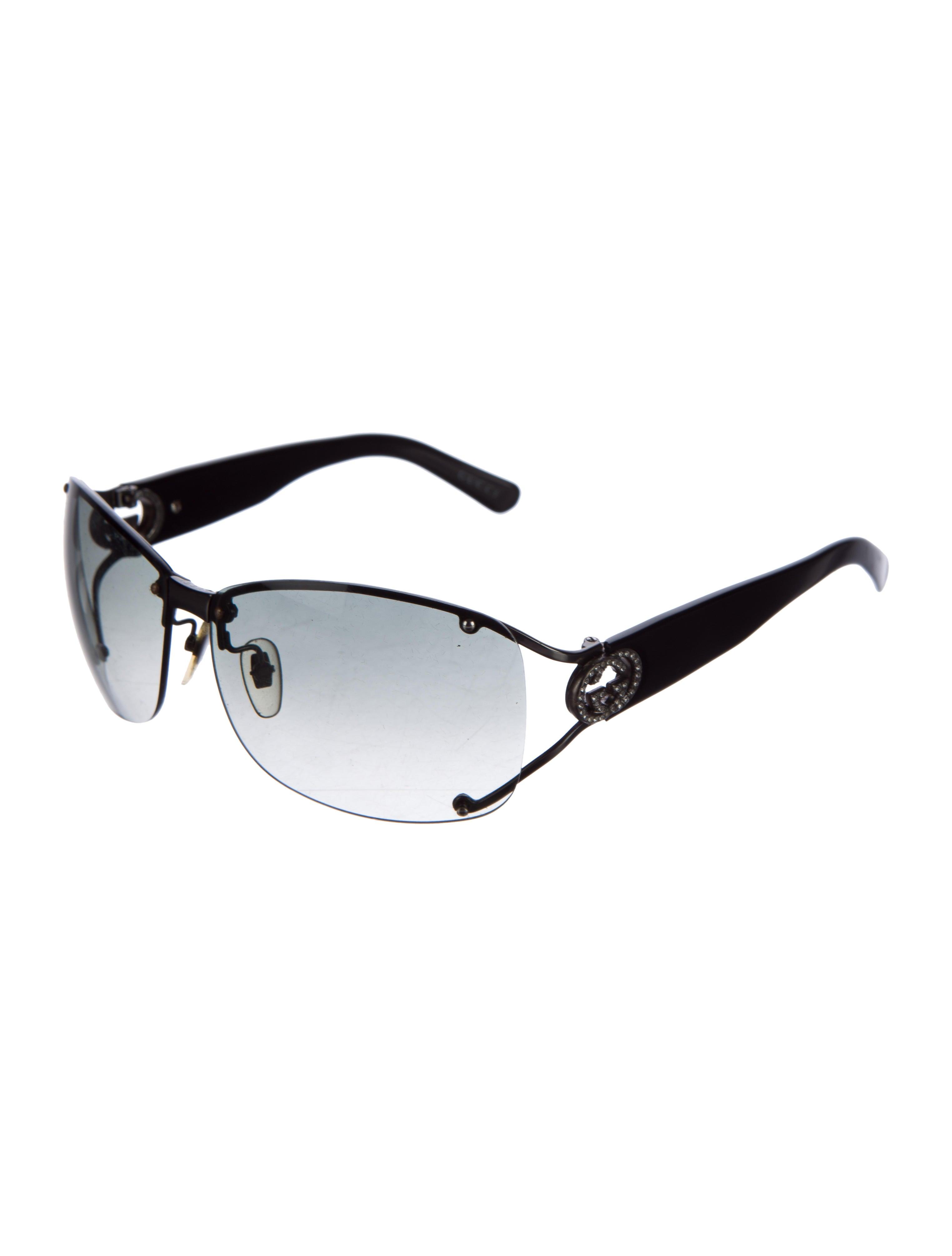 Gucci Rimless GG Sunglasses - Accessories - GUC132811 ...