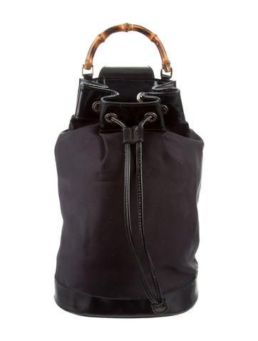 Perfect Gucci Bamboo Sling Bag - Handbags - GUC136114 | The RealReal