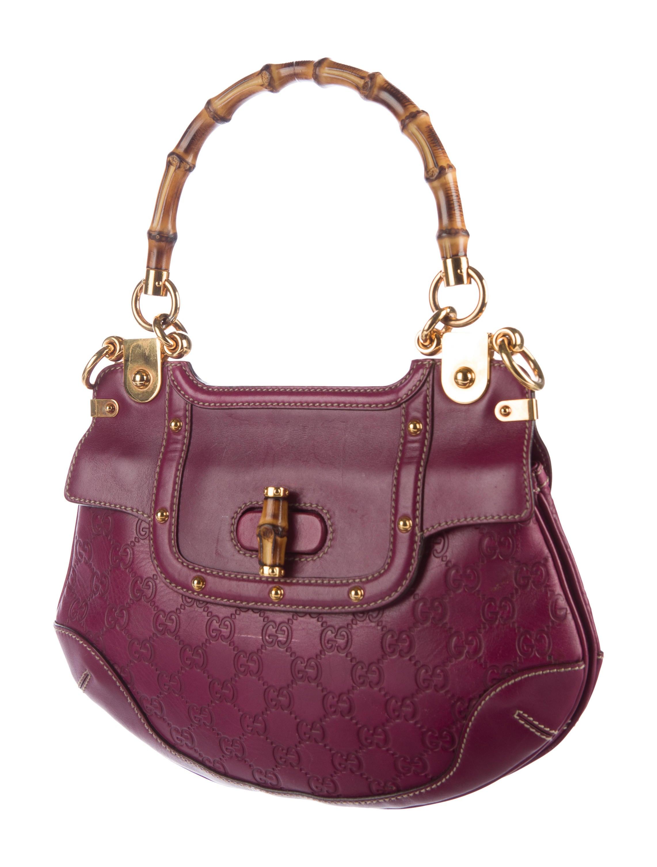 6d982182d78 Gucci Guccissima Bag