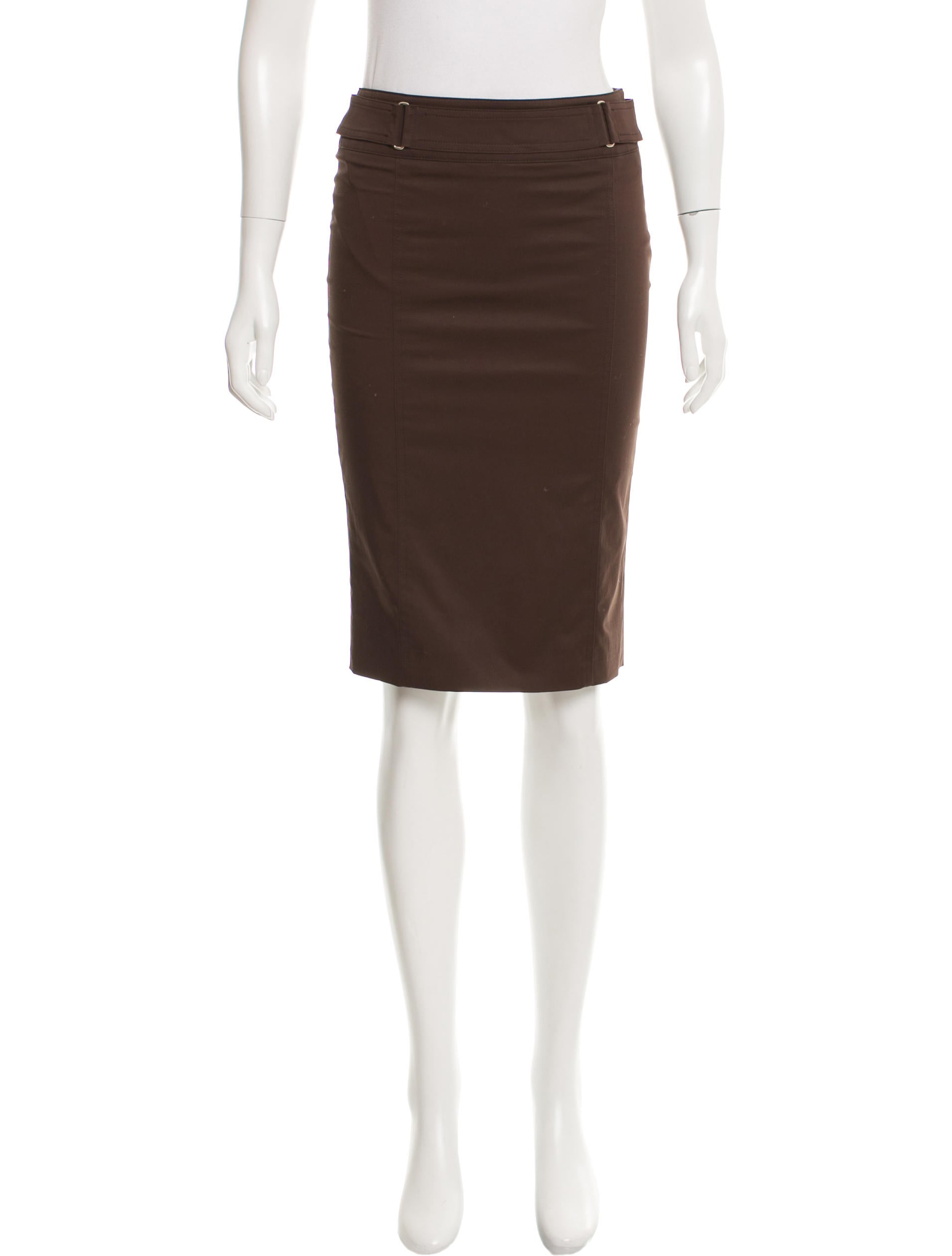 Shaping Knee-Length Pencil Skirt. Groupon didn't get your email from Facebook, but we need it to sign you up.4/5().