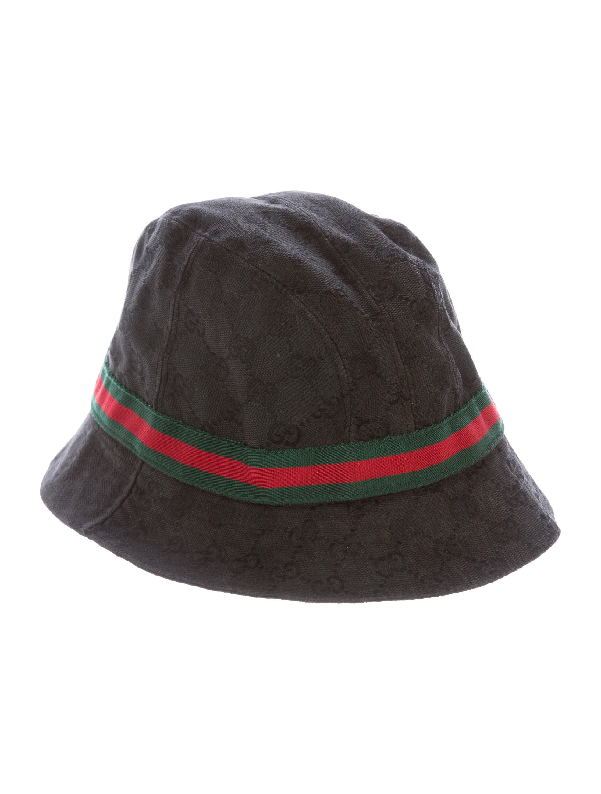 20d4660be01ff Gucci GG Canvas Bucket Hat - Accessories - GUC134808