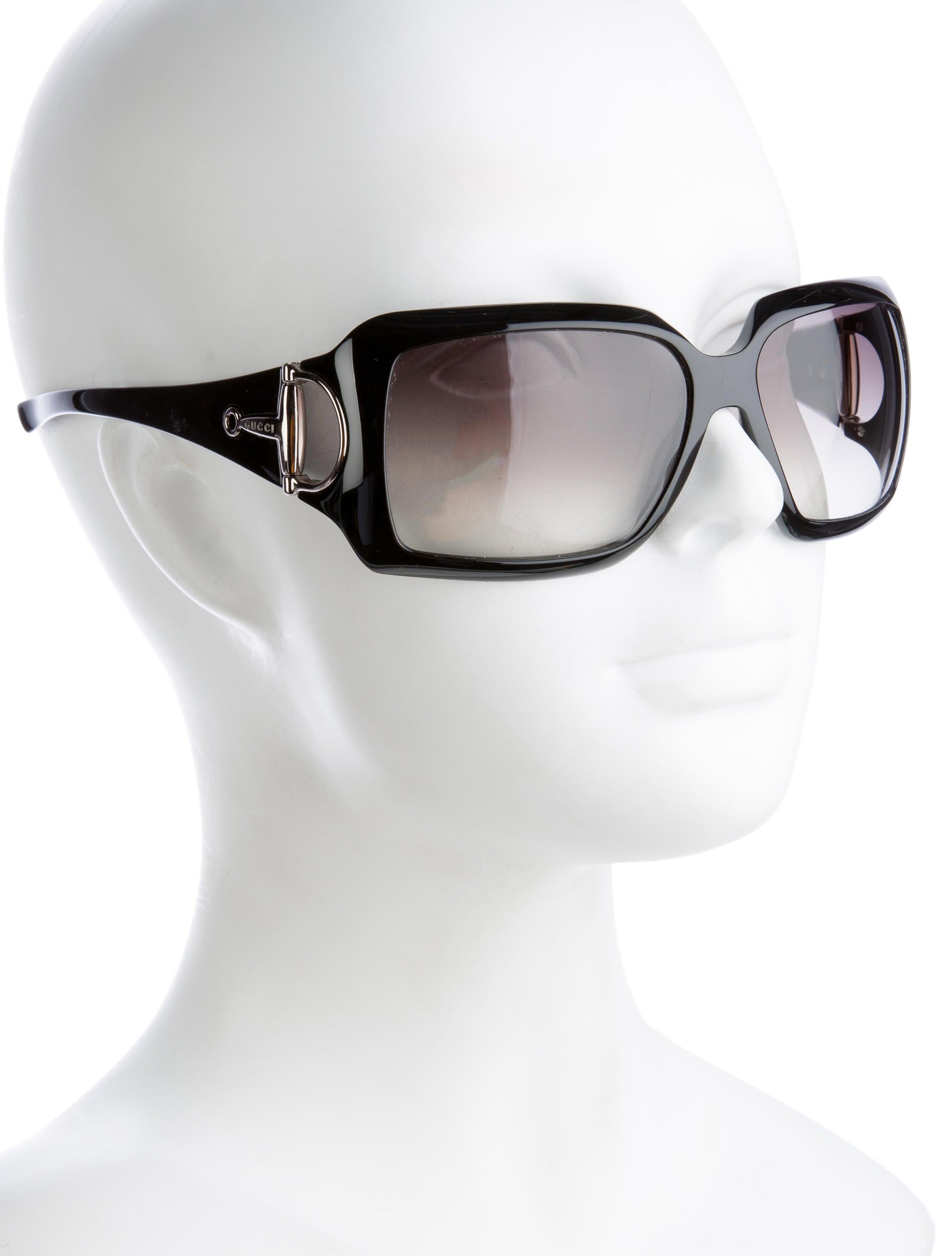 ca001b9727c Gucci Gradient Square Sunglasses - Accessories - GUC134942