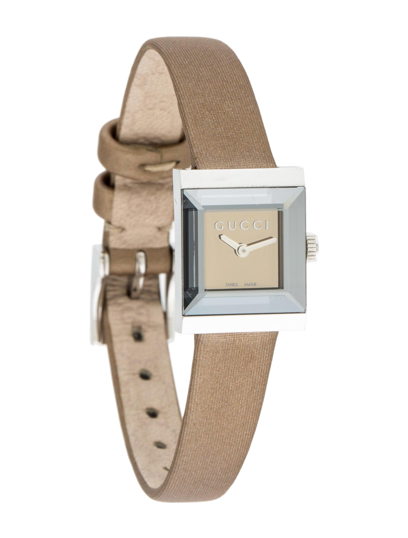 88ae8728486 Gucci G Frame Watch - Strap - GUC135548