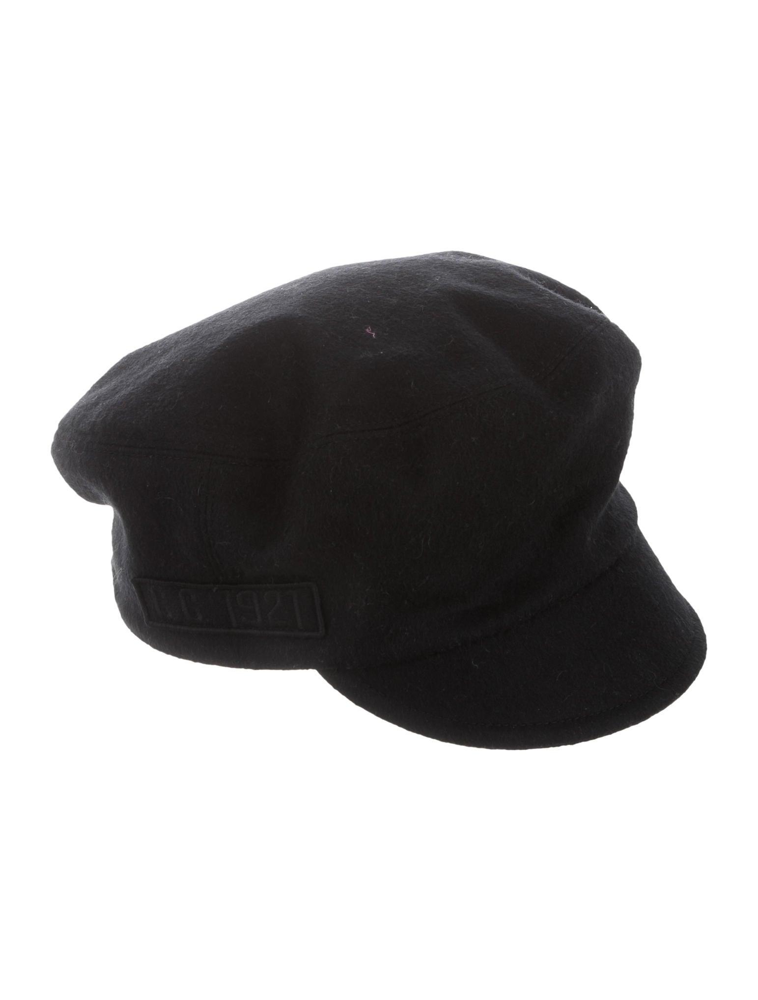 Gucci Wool Military Cap - Accessories - GUC136006  2b3234f3789