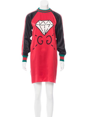 Gucci 2016 Gucci Ghost Dress None