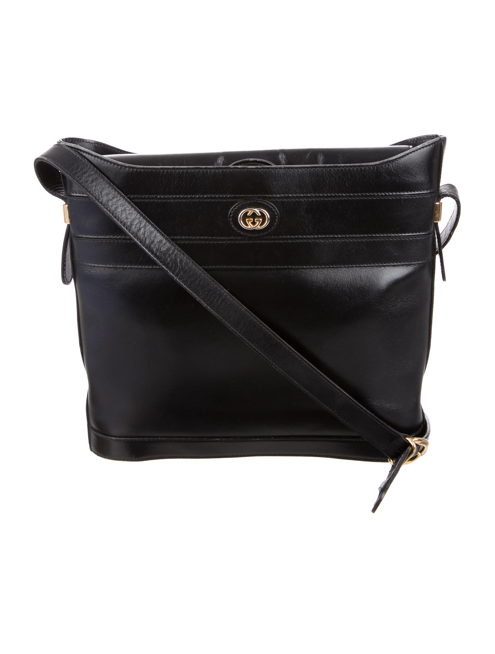 Vintage Leather Crossbody Bag 88