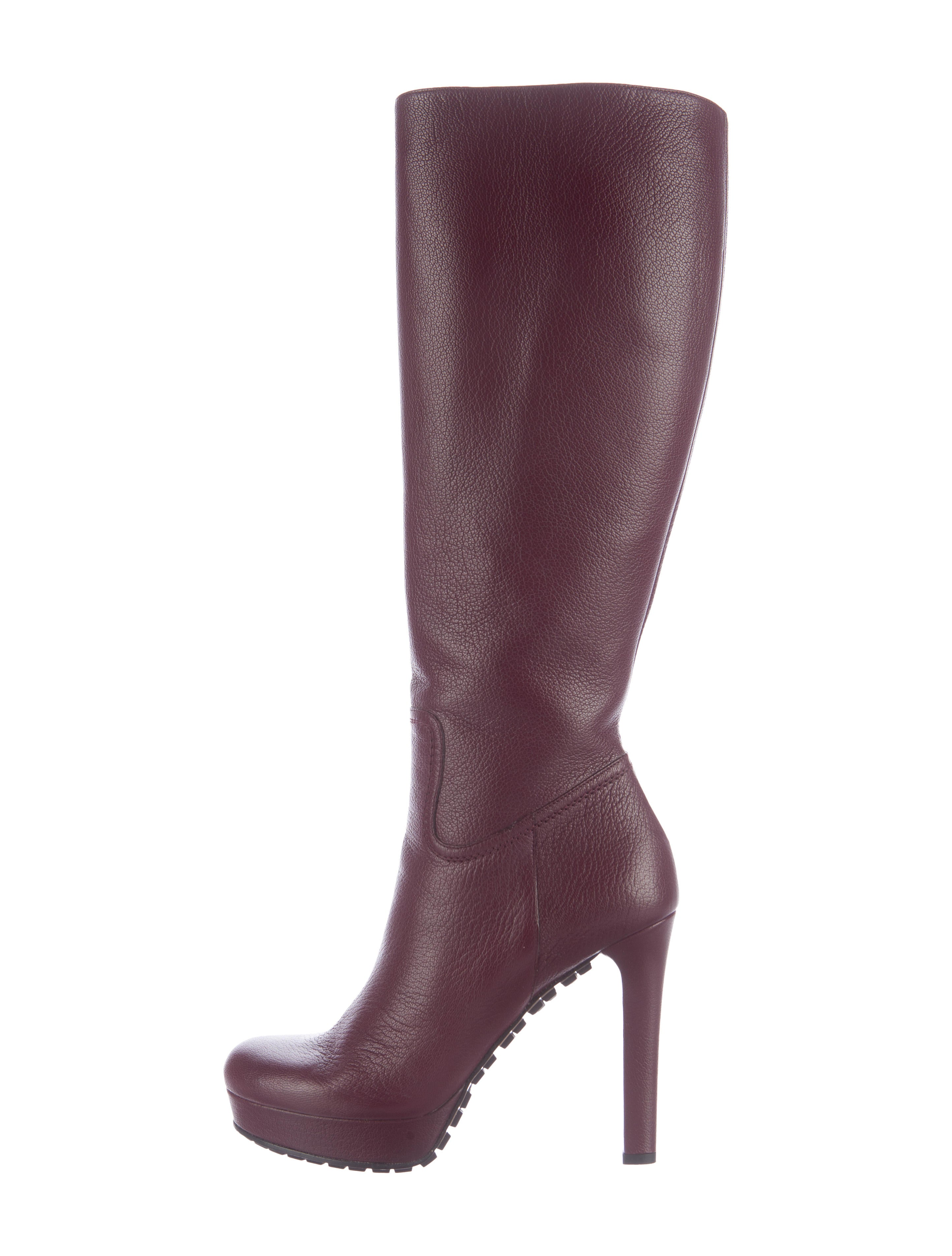 Women's Round Toe High Heel Platform Mid-Calf Knee High Boots Shoes Size 5 TOP MODA. $ Buy It Now +$ shipping. Free Returns. Summit Erie Women's Shoes Black Leather Knee High Platform Boots Size EU 39 NEW! See more like this. CONCORD DEMONIA COMBAT BIKER GOTH MULTI STRAP PLATFORM WEDGE KNEE HIGH BOOT .