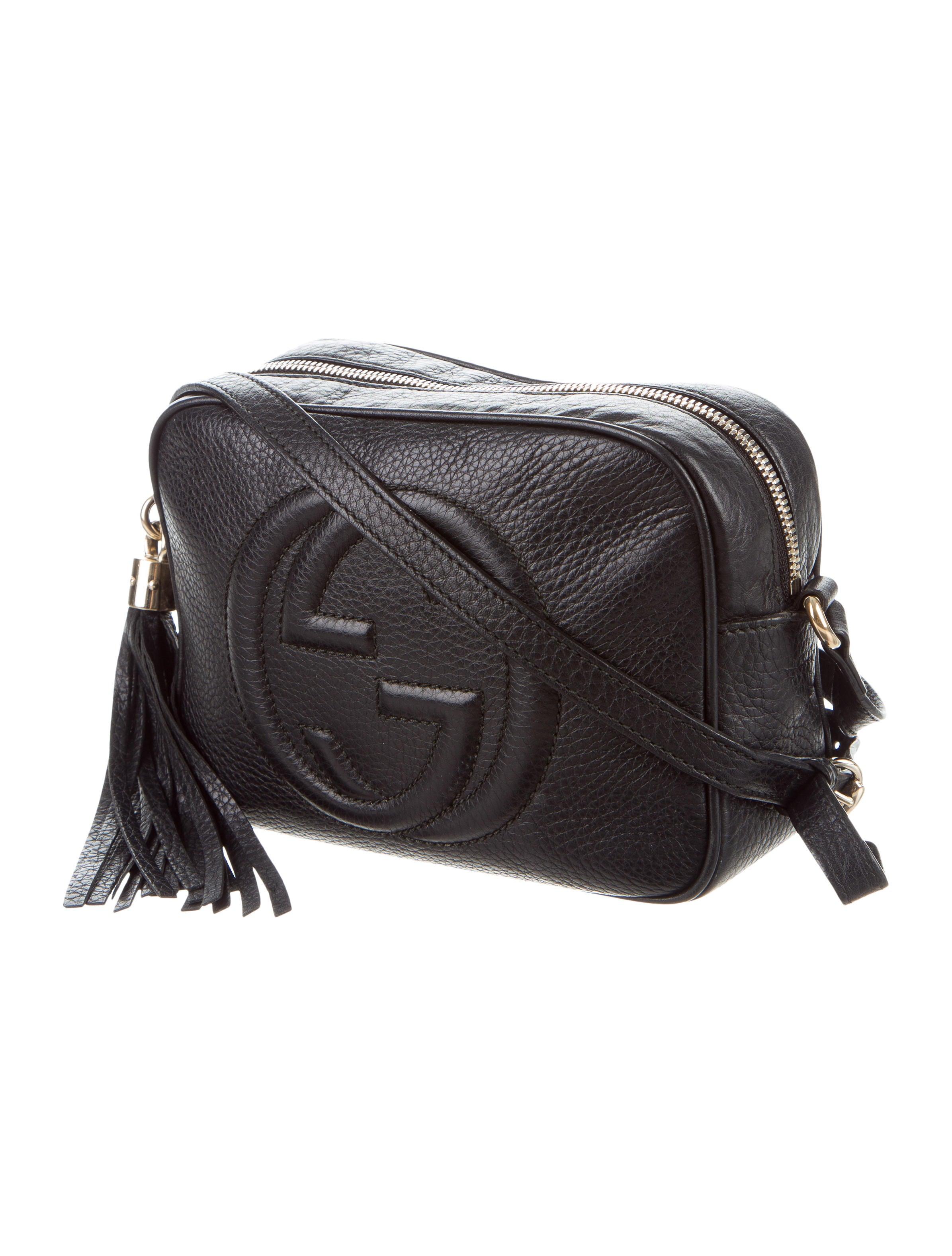Contemporary Accessories Home Decor Gucci Soho Disco Crossbody Bag Handbags Guc139343