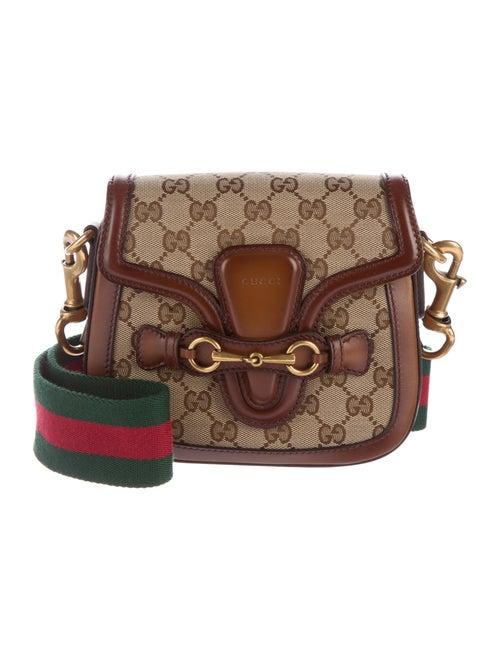 45ecfe3750b Gucci Small Lady Web Crossbody Bag - Handbags - GUC139371