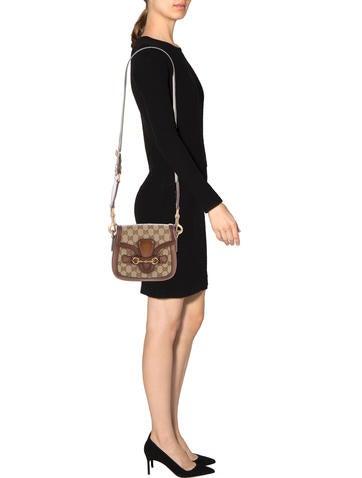Small Lady Web Crossbody Bag