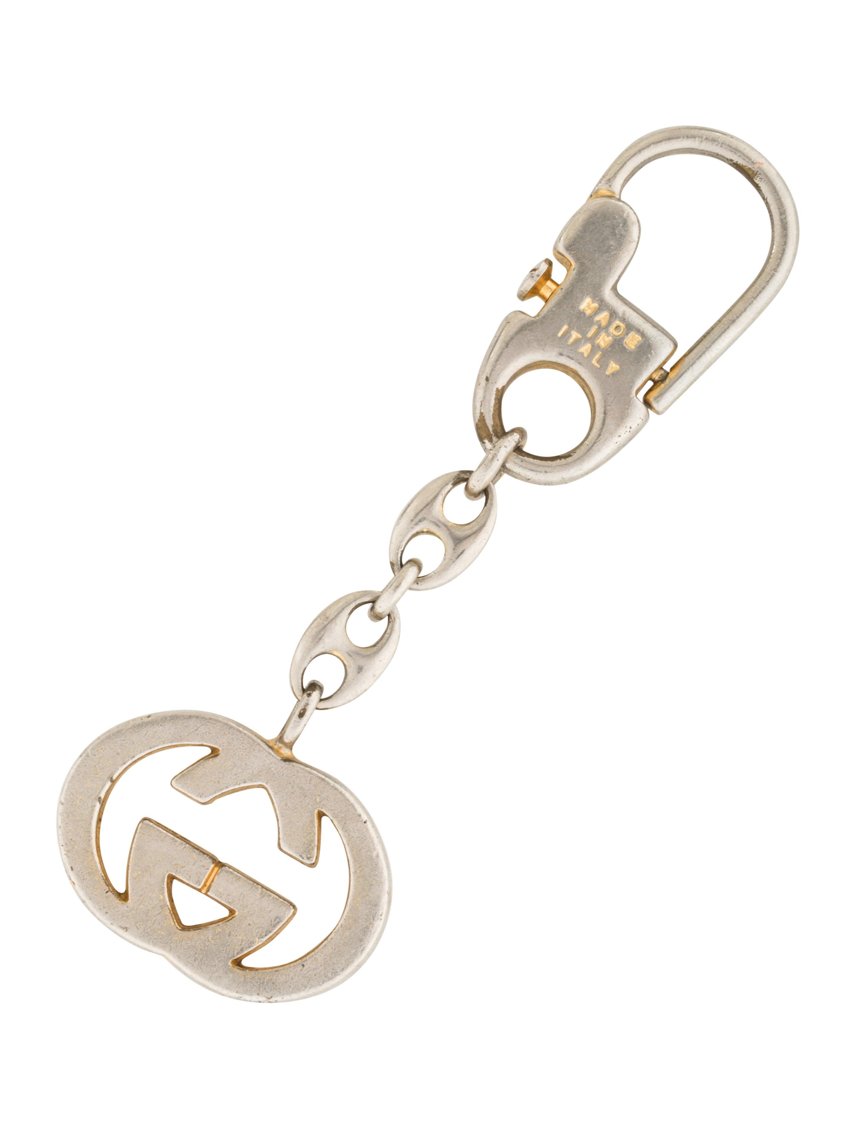 Gucci Interlocking Gg Keychain Accessories Guc139429