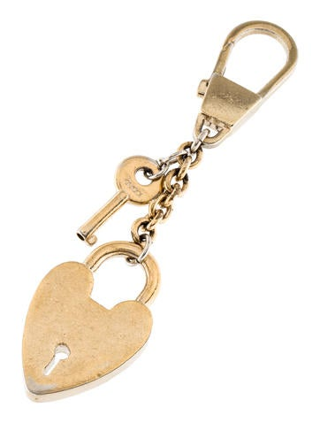 Gucci Heart-Lock Key Chain - Accessories - GUC139826 | The ...
